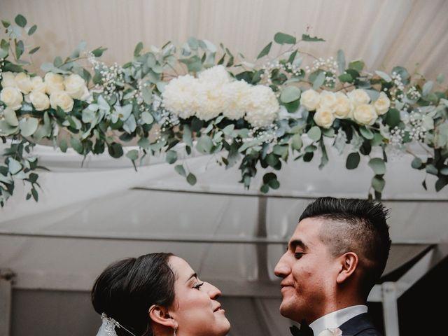 La boda de Gustavo y Isabell en Cuautitlán Izcalli, Estado México 142