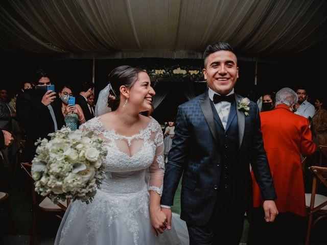 La boda de Gustavo y Isabell en Cuautitlán Izcalli, Estado México 144