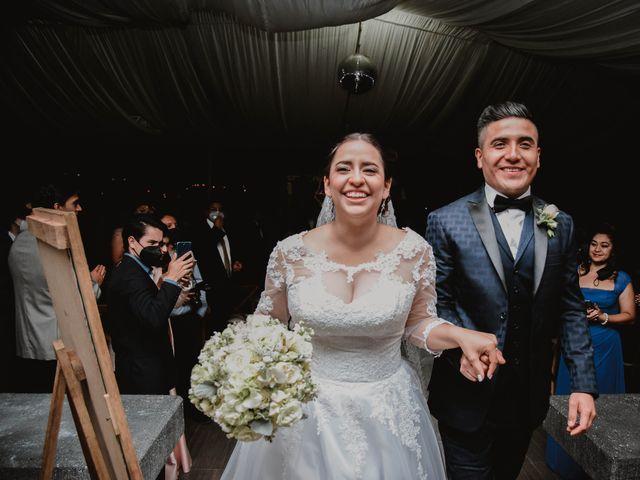 La boda de Gustavo y Isabell en Cuautitlán Izcalli, Estado México 145