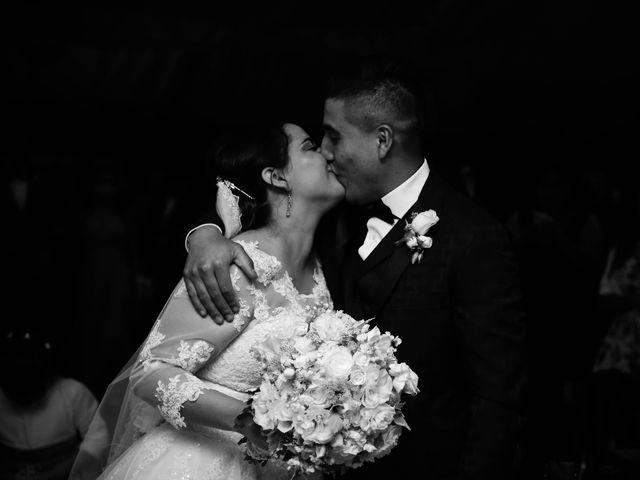 La boda de Gustavo y Isabell en Cuautitlán Izcalli, Estado México 146