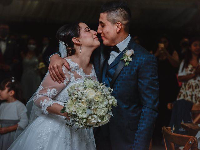 La boda de Gustavo y Isabell en Cuautitlán Izcalli, Estado México 147