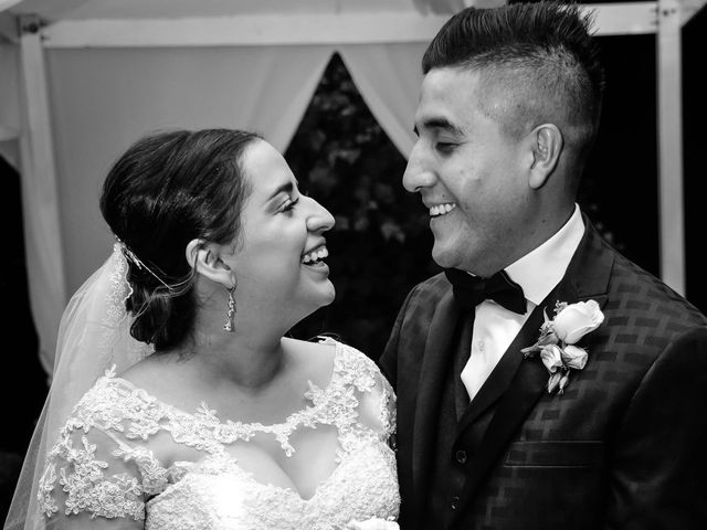 La boda de Gustavo y Isabell en Cuautitlán Izcalli, Estado México 150