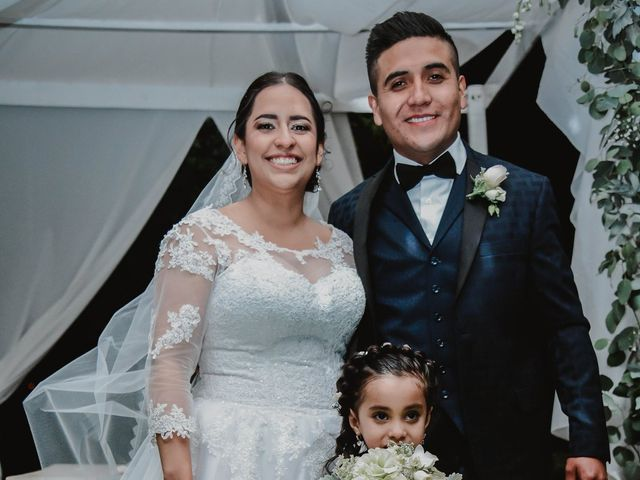 La boda de Gustavo y Isabell en Cuautitlán Izcalli, Estado México 153