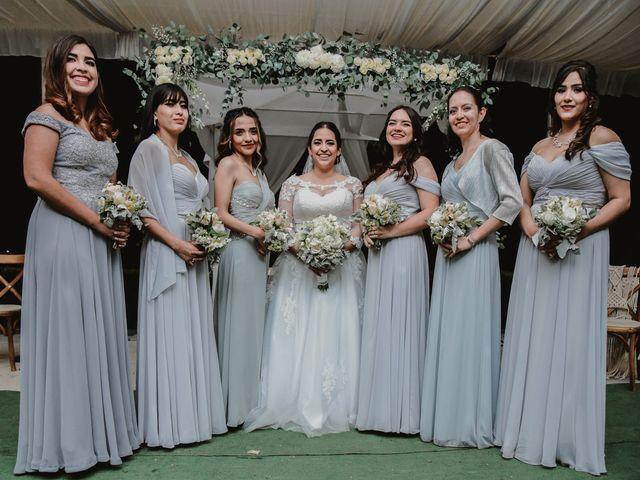 La boda de Gustavo y Isabell en Cuautitlán Izcalli, Estado México 155