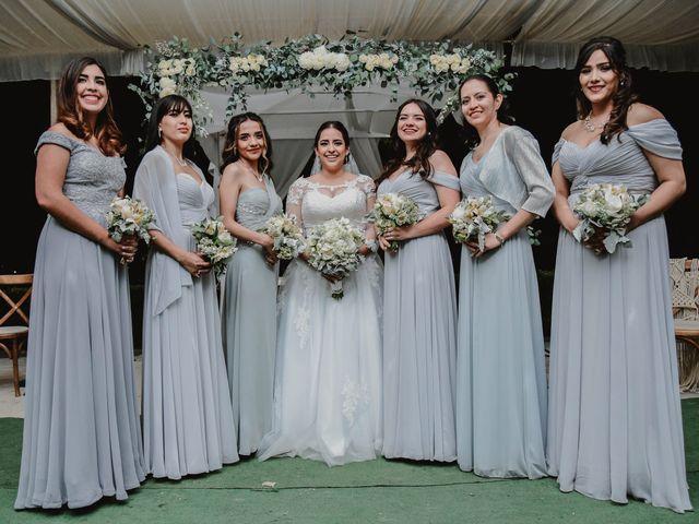 La boda de Gustavo y Isabell en Cuautitlán Izcalli, Estado México 156
