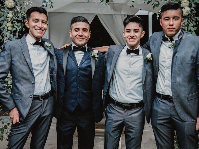 La boda de Gustavo y Isabell en Cuautitlán Izcalli, Estado México 162
