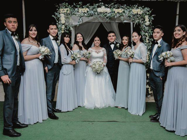 La boda de Gustavo y Isabell en Cuautitlán Izcalli, Estado México 163