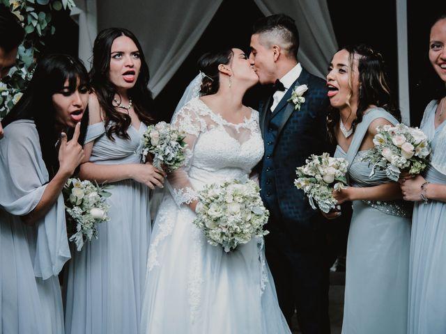 La boda de Gustavo y Isabell en Cuautitlán Izcalli, Estado México 164