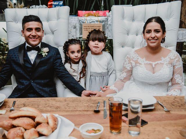 La boda de Gustavo y Isabell en Cuautitlán Izcalli, Estado México 167
