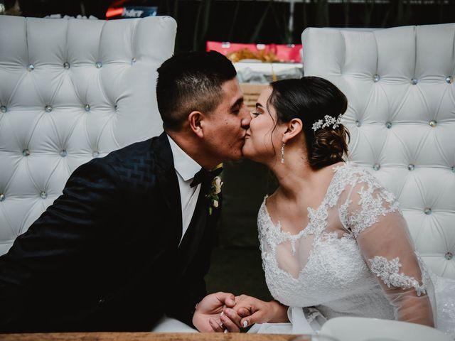 La boda de Gustavo y Isabell en Cuautitlán Izcalli, Estado México 168