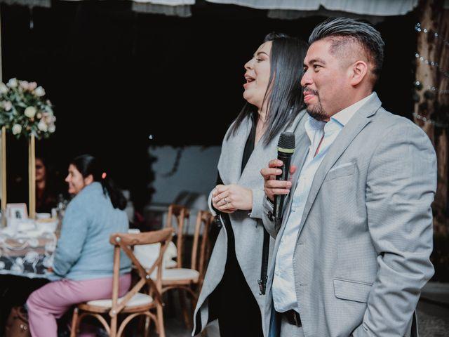 La boda de Gustavo y Isabell en Cuautitlán Izcalli, Estado México 170