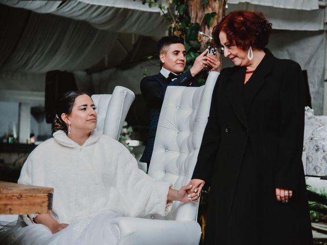La boda de Gustavo y Isabell en Cuautitlán Izcalli, Estado México 172