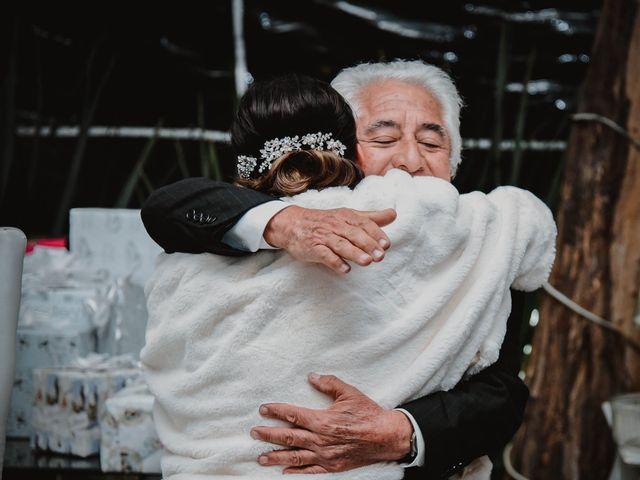 La boda de Gustavo y Isabell en Cuautitlán Izcalli, Estado México 178