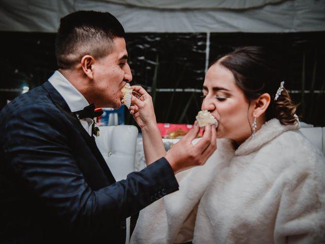 La boda de Gustavo y Isabell en Cuautitlán Izcalli, Estado México 182