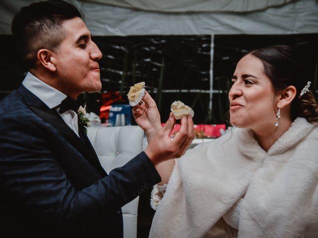 La boda de Gustavo y Isabell en Cuautitlán Izcalli, Estado México 183