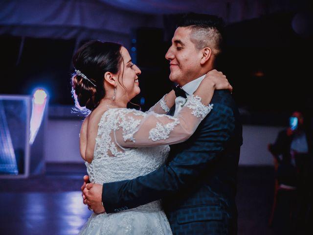 La boda de Gustavo y Isabell en Cuautitlán Izcalli, Estado México 185