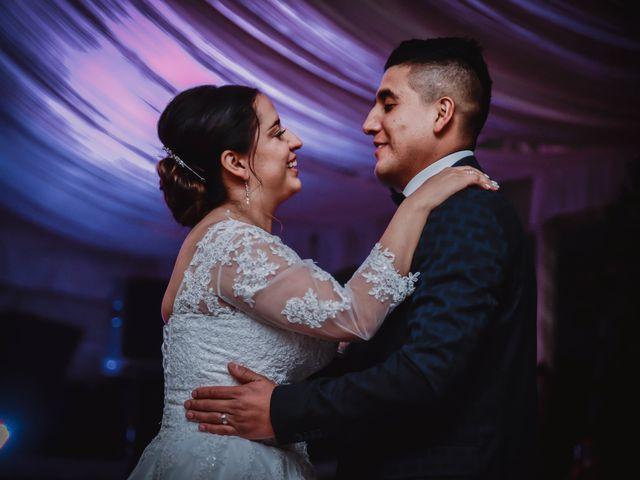 La boda de Gustavo y Isabell en Cuautitlán Izcalli, Estado México 187