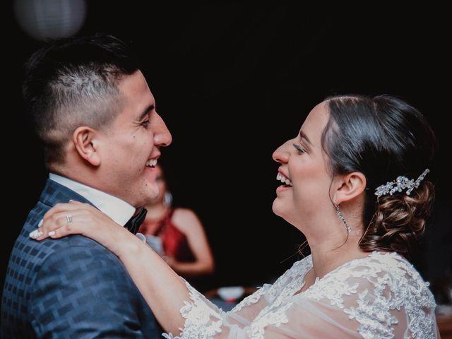 La boda de Gustavo y Isabell en Cuautitlán Izcalli, Estado México 188
