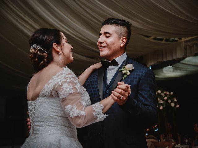 La boda de Gustavo y Isabell en Cuautitlán Izcalli, Estado México 192