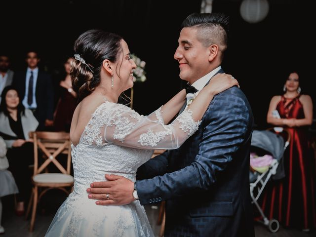 La boda de Gustavo y Isabell en Cuautitlán Izcalli, Estado México 196