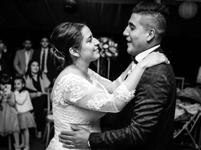 La boda de Gustavo y Isabell en Cuautitlán Izcalli, Estado México 197