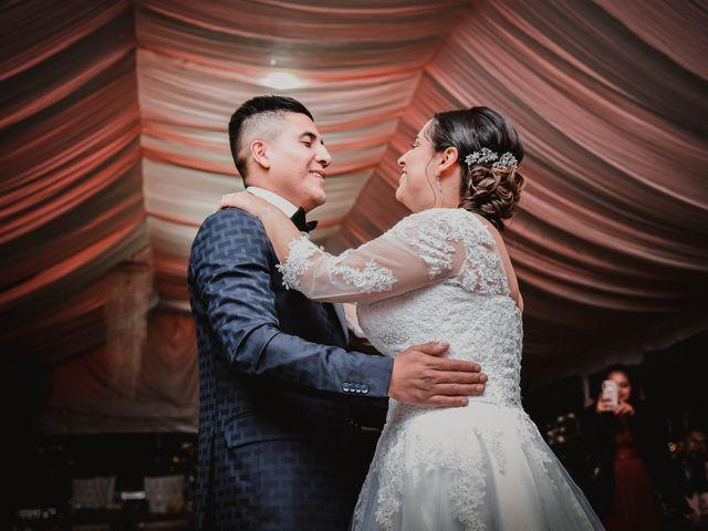 La boda de Gustavo y Isabell en Cuautitlán Izcalli, Estado México 2