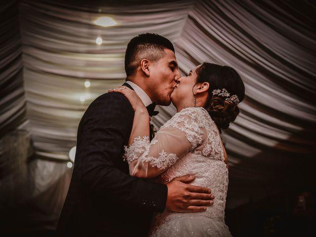 La boda de Gustavo y Isabell en Cuautitlán Izcalli, Estado México 199