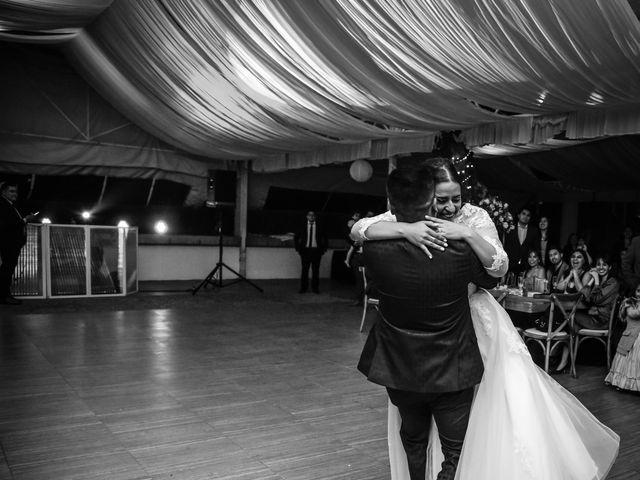 La boda de Gustavo y Isabell en Cuautitlán Izcalli, Estado México 203