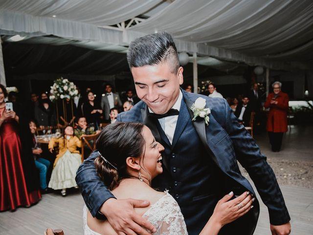 La boda de Gustavo y Isabell en Cuautitlán Izcalli, Estado México 205