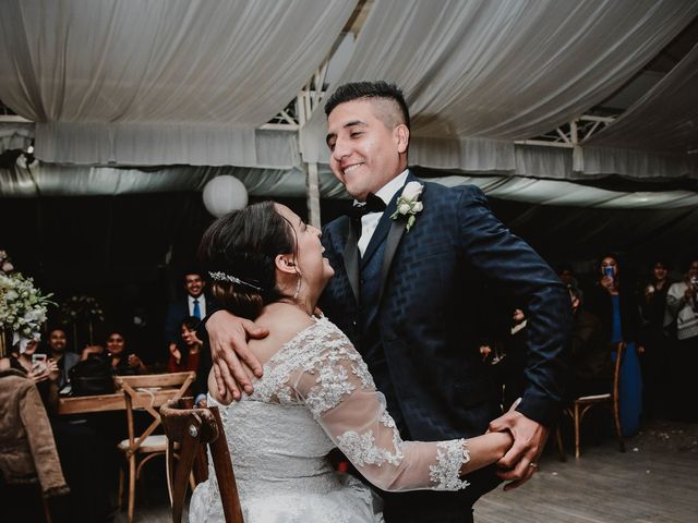 La boda de Gustavo y Isabell en Cuautitlán Izcalli, Estado México 206