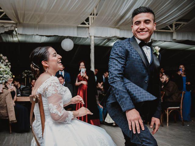 La boda de Gustavo y Isabell en Cuautitlán Izcalli, Estado México 207