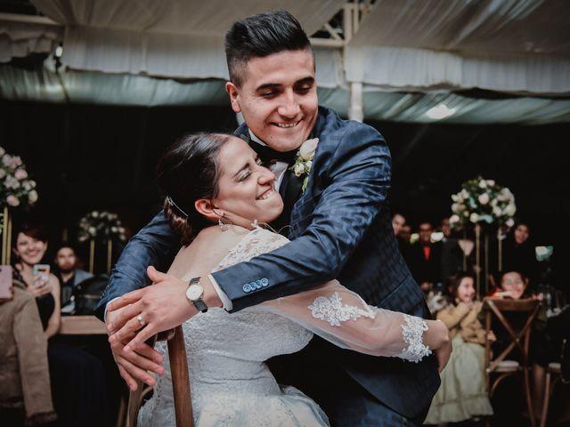 La boda de Gustavo y Isabell en Cuautitlán Izcalli, Estado México 208