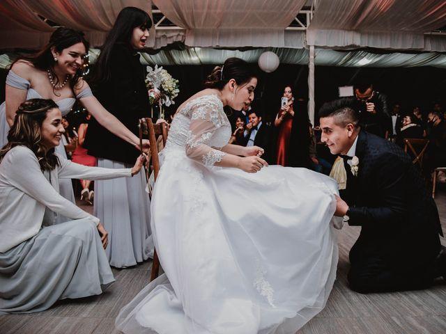 La boda de Gustavo y Isabell en Cuautitlán Izcalli, Estado México 209