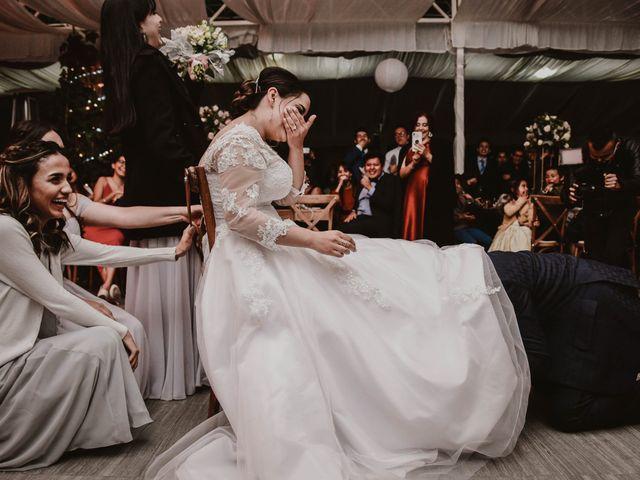 La boda de Gustavo y Isabell en Cuautitlán Izcalli, Estado México 210