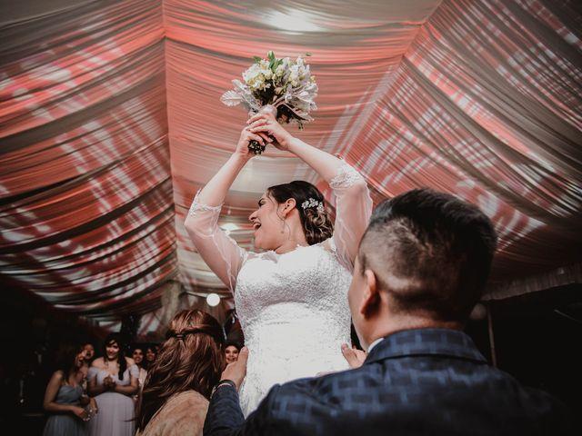 La boda de Gustavo y Isabell en Cuautitlán Izcalli, Estado México 214