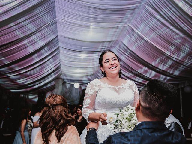 La boda de Gustavo y Isabell en Cuautitlán Izcalli, Estado México 215