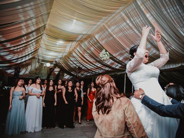 La boda de Gustavo y Isabell en Cuautitlán Izcalli, Estado México 217