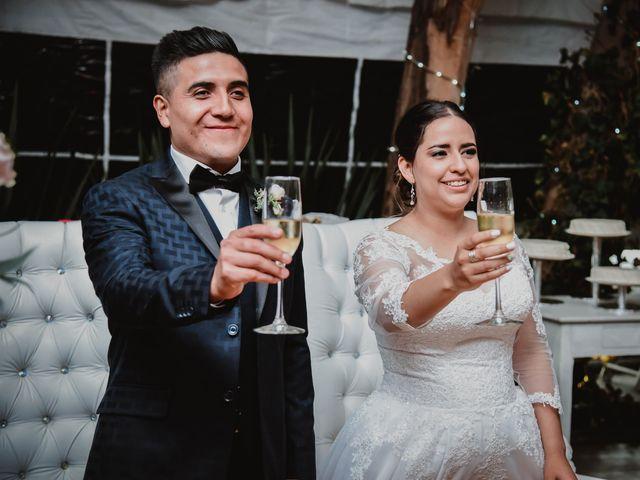 La boda de Gustavo y Isabell en Cuautitlán Izcalli, Estado México 223