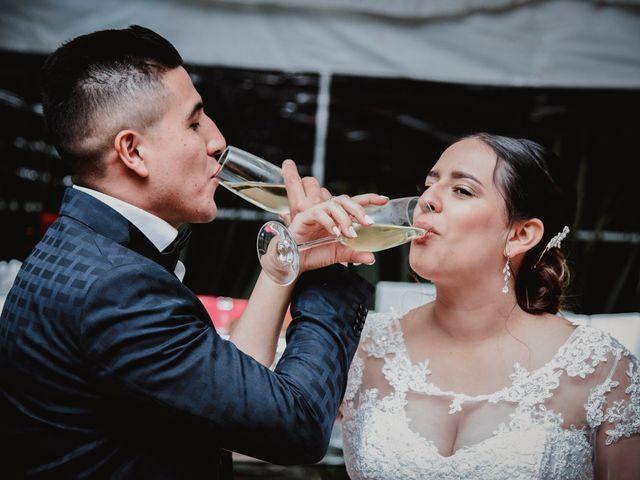 La boda de Gustavo y Isabell en Cuautitlán Izcalli, Estado México 225