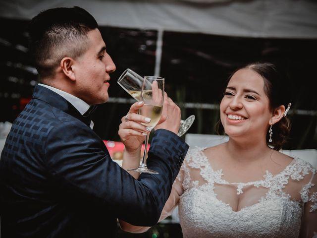 La boda de Gustavo y Isabell en Cuautitlán Izcalli, Estado México 226