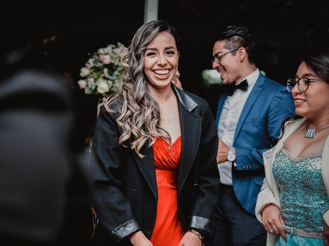 La boda de Gustavo y Isabell en Cuautitlán Izcalli, Estado México 229