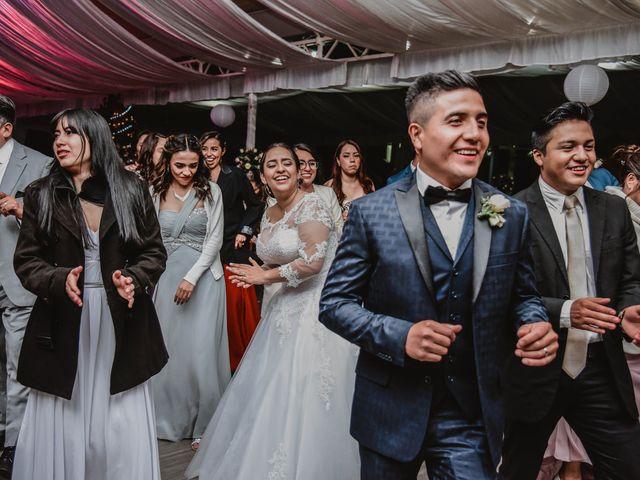 La boda de Gustavo y Isabell en Cuautitlán Izcalli, Estado México 230
