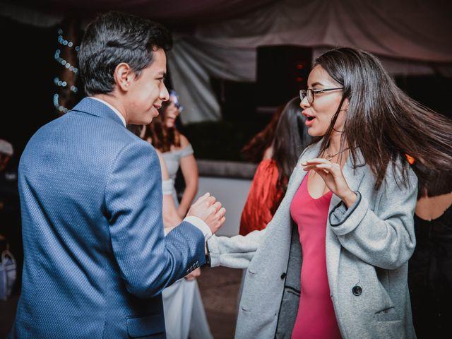 La boda de Gustavo y Isabell en Cuautitlán Izcalli, Estado México 232