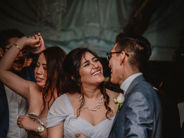 La boda de Gustavo y Isabell en Cuautitlán Izcalli, Estado México 235