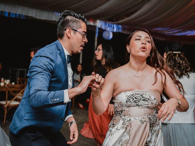La boda de Gustavo y Isabell en Cuautitlán Izcalli, Estado México 236