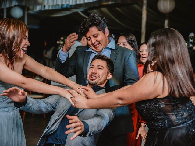 La boda de Gustavo y Isabell en Cuautitlán Izcalli, Estado México 240