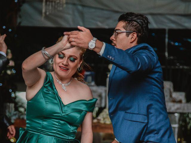 La boda de Gustavo y Isabell en Cuautitlán Izcalli, Estado México 241
