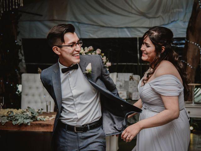 La boda de Gustavo y Isabell en Cuautitlán Izcalli, Estado México 242