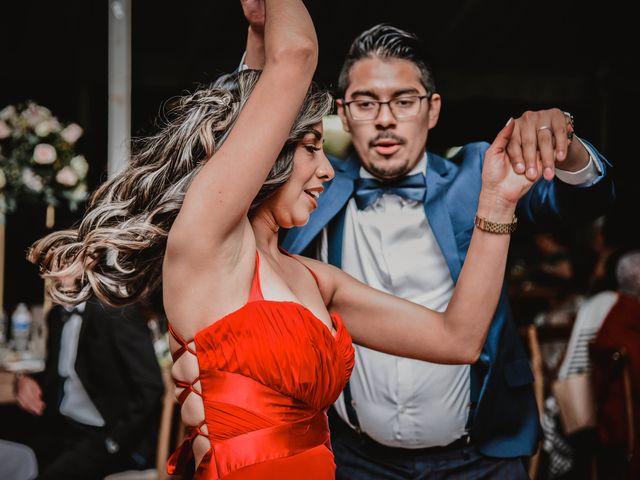La boda de Gustavo y Isabell en Cuautitlán Izcalli, Estado México 245