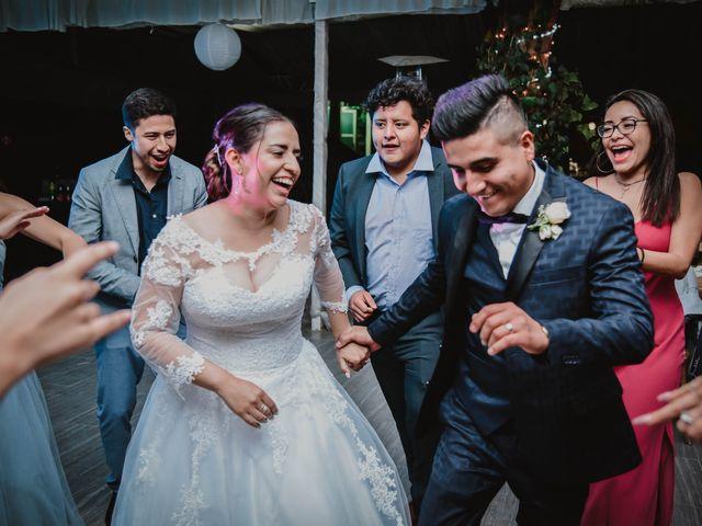 La boda de Gustavo y Isabell en Cuautitlán Izcalli, Estado México 246